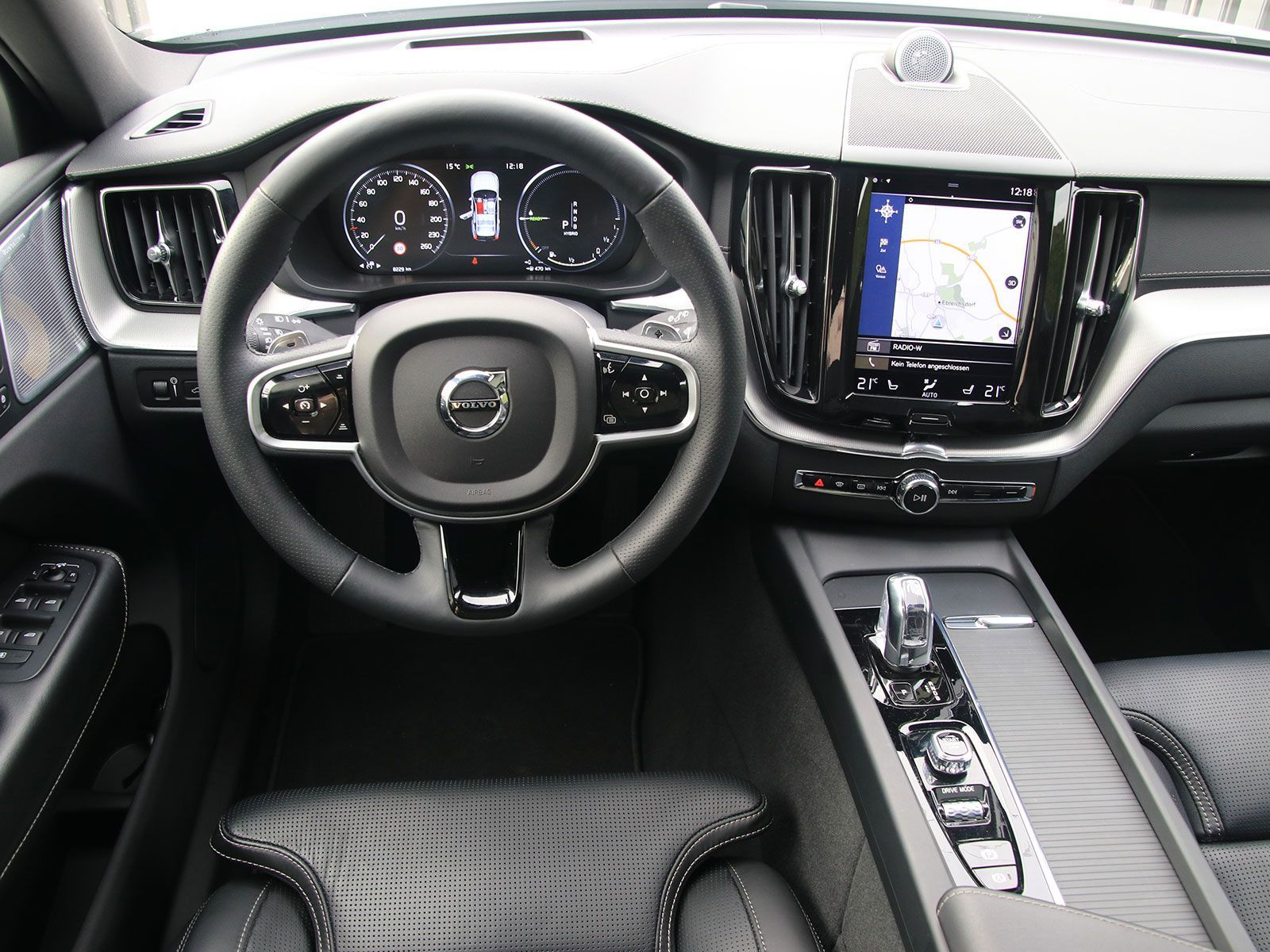 Volvo Xc60 T8 Inscription Testbericht