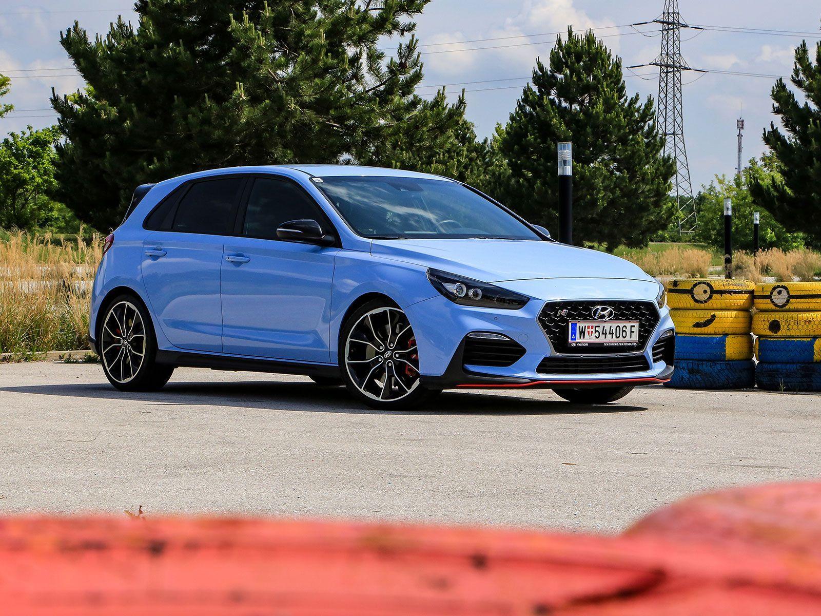 Hyundai I30 N Performance 20 T Gdi Testbericht